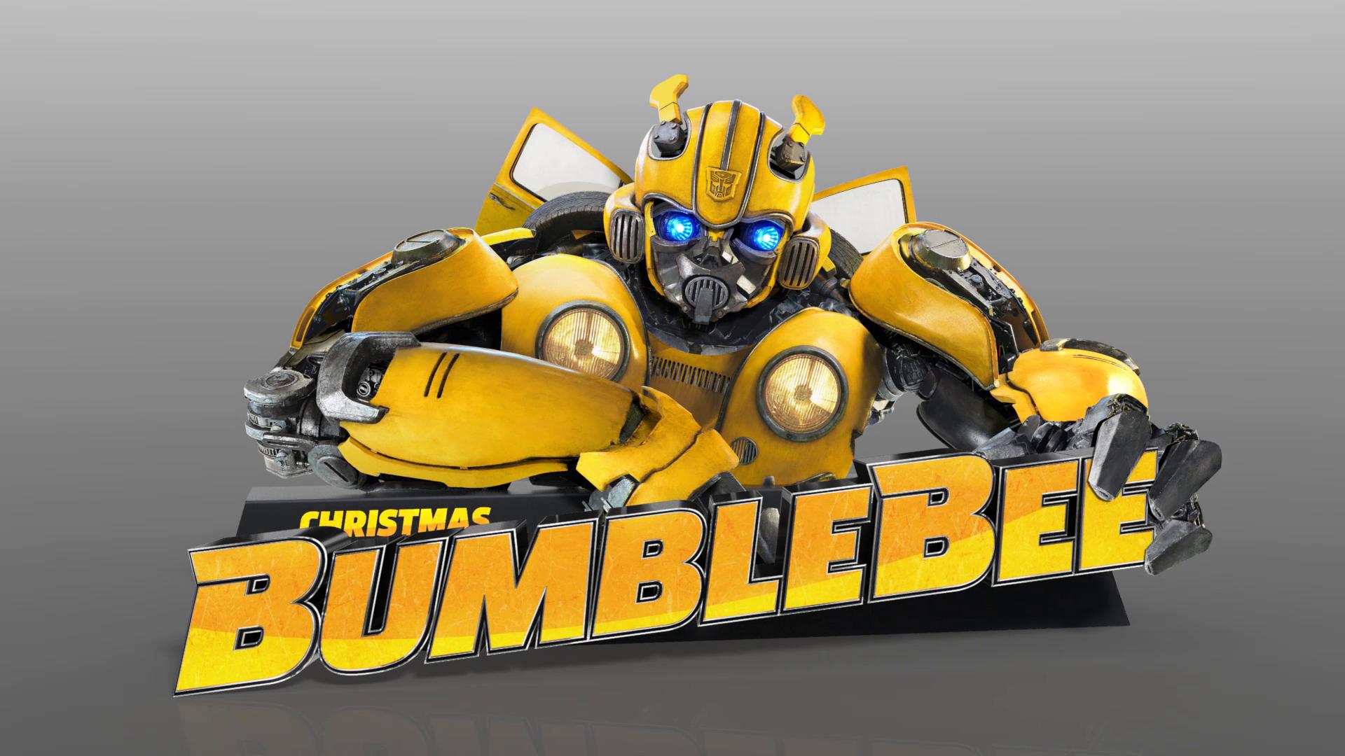 Thumbnail for Bumblebee Standee with Custom Animated AV Eyes