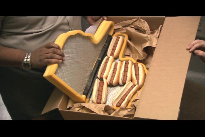 Image for Hot Dog Smuggler