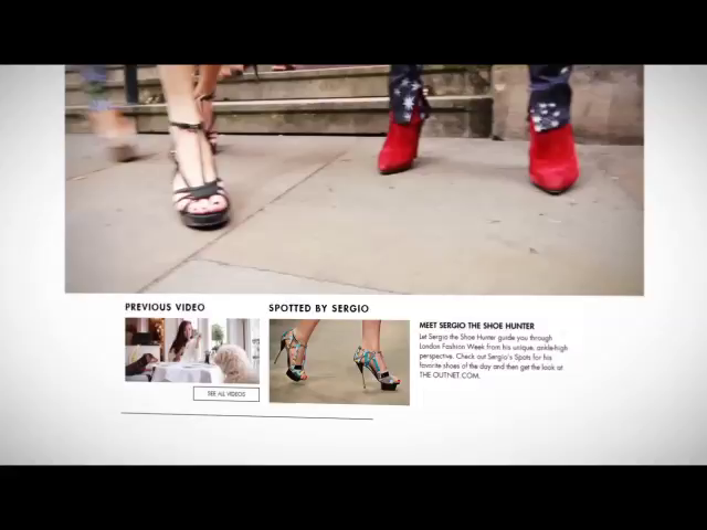 Thumbnail for Sergio the Shoe Hunter