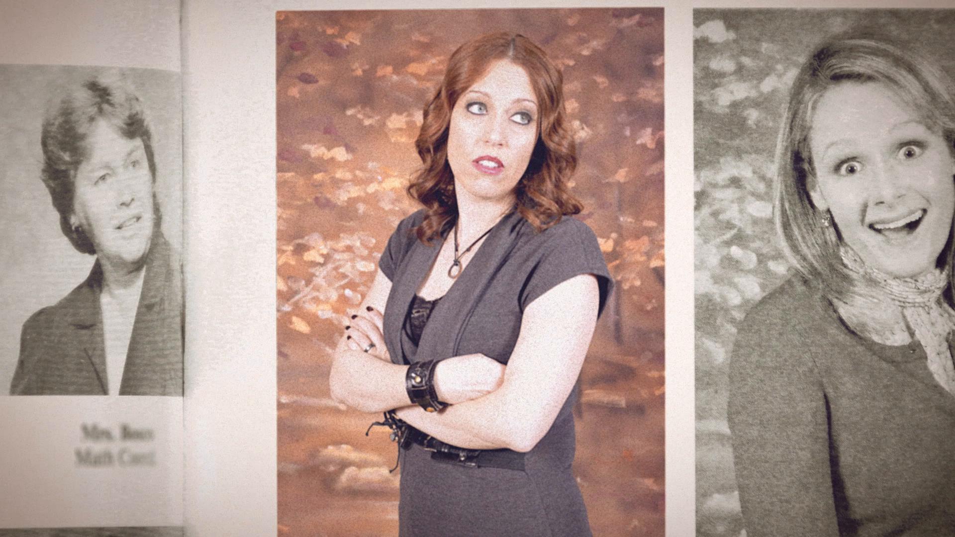 Thumbnail for Yearbook Portrait: Adler