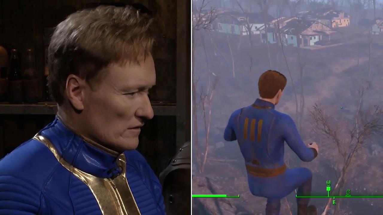 Thumbnail for Conan Clueless Gamer for Fallout 4