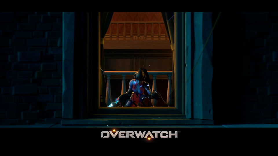 Thumbnail for Overwatch Animated Short