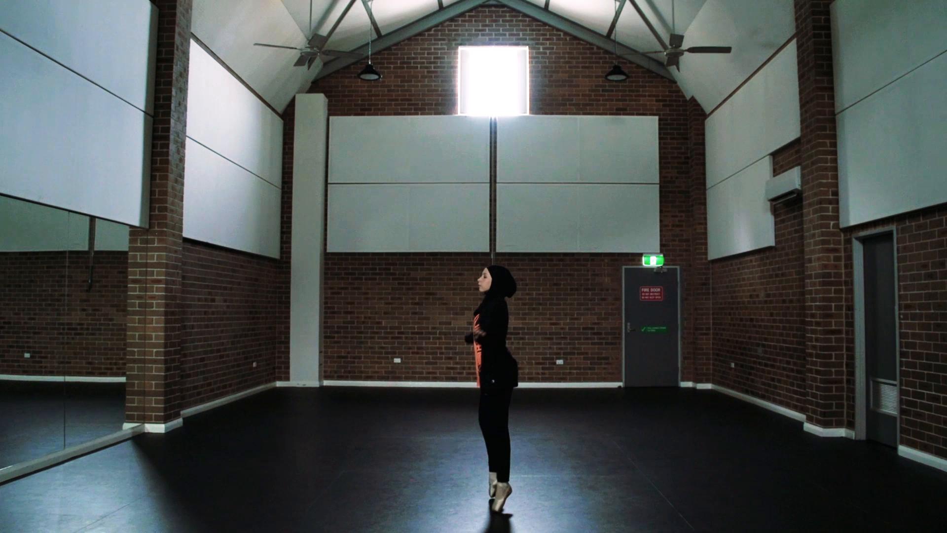 Thumbnail for Hijabi Ballerina