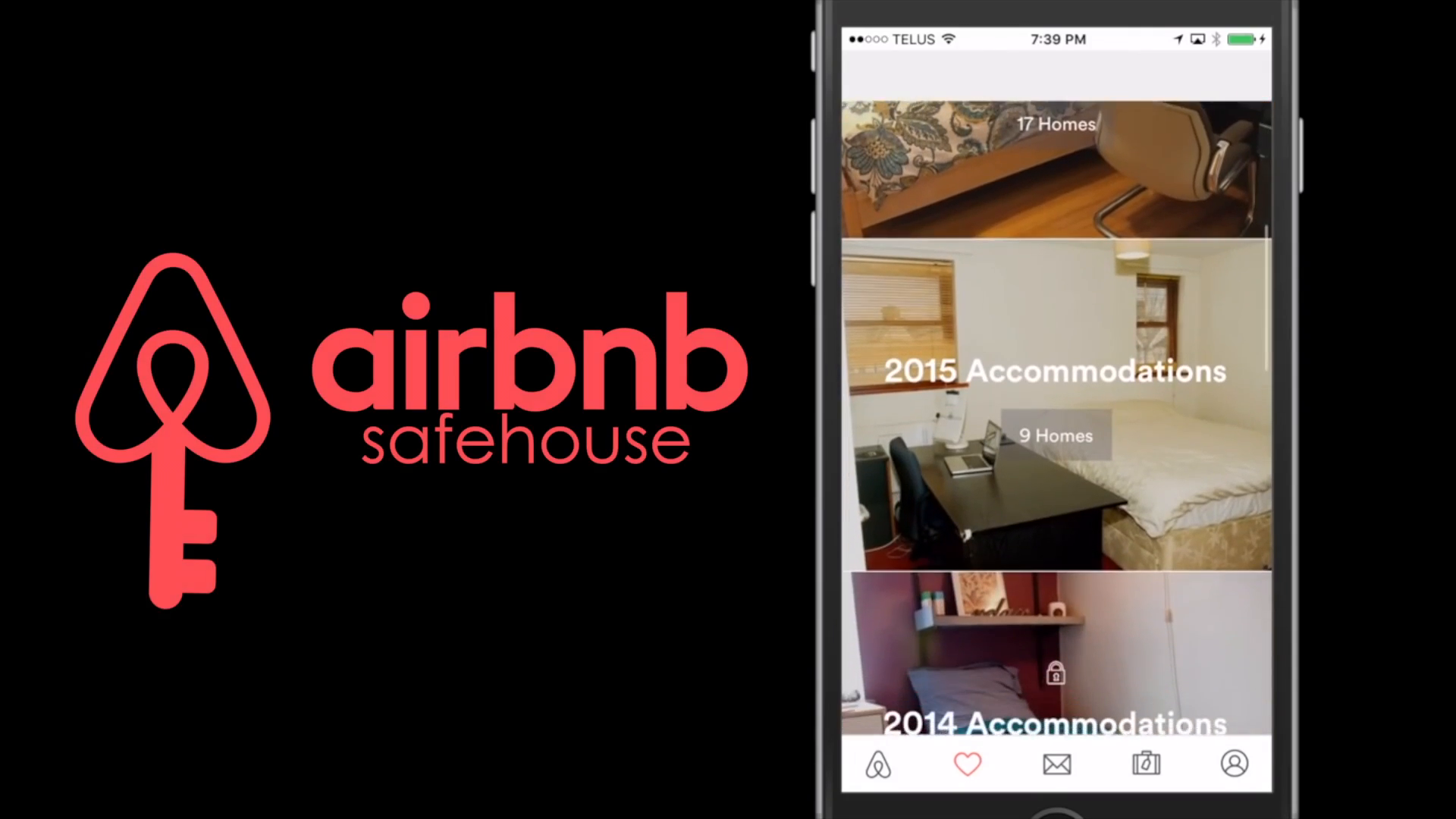 Thumbnail for Airbnb Safehouse