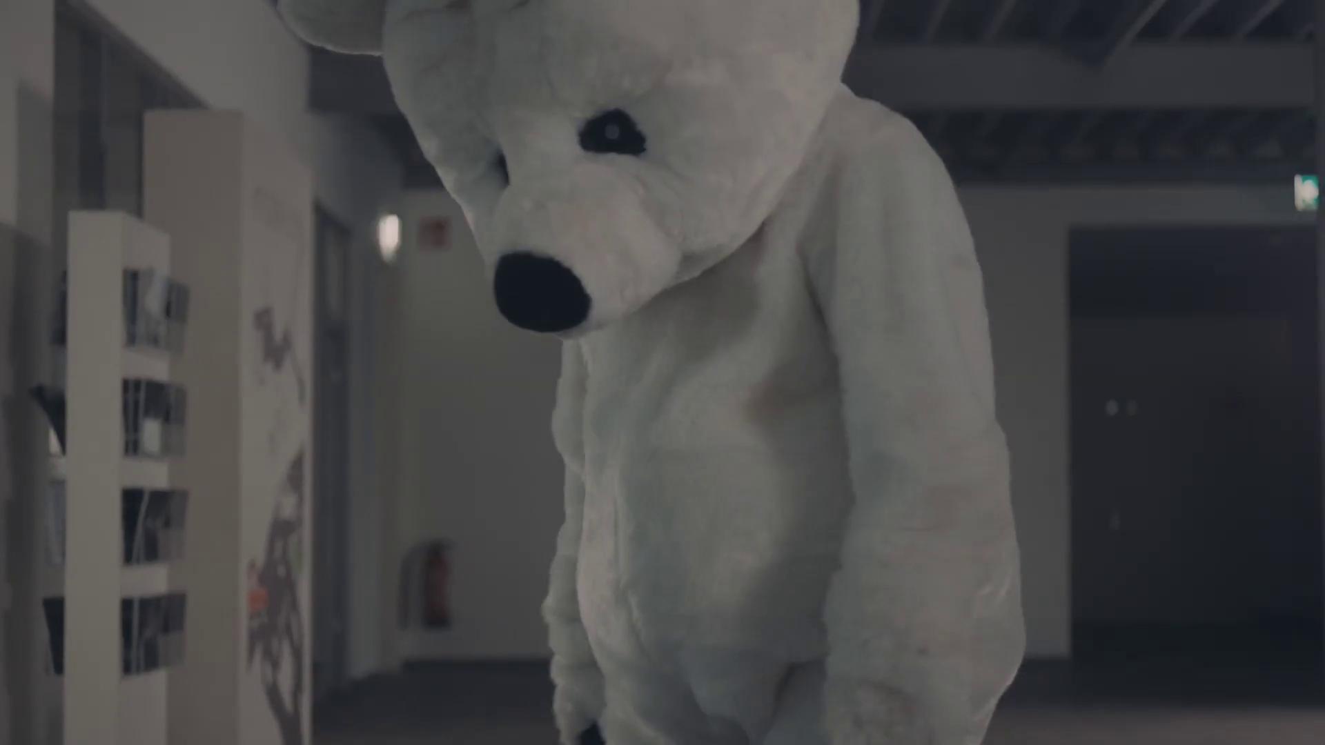 Thumbnail for Three Polar Bears