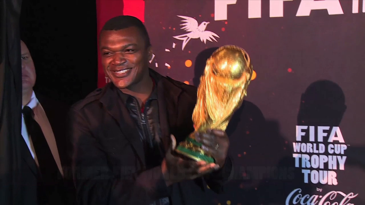 Thumbnail for The FIFA World Cup Trophy Tour by The Coca-Cola Company