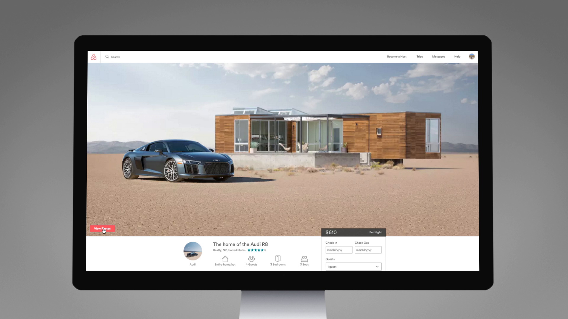 Thumbnail for Audi and Airbnb Live to Drive 2