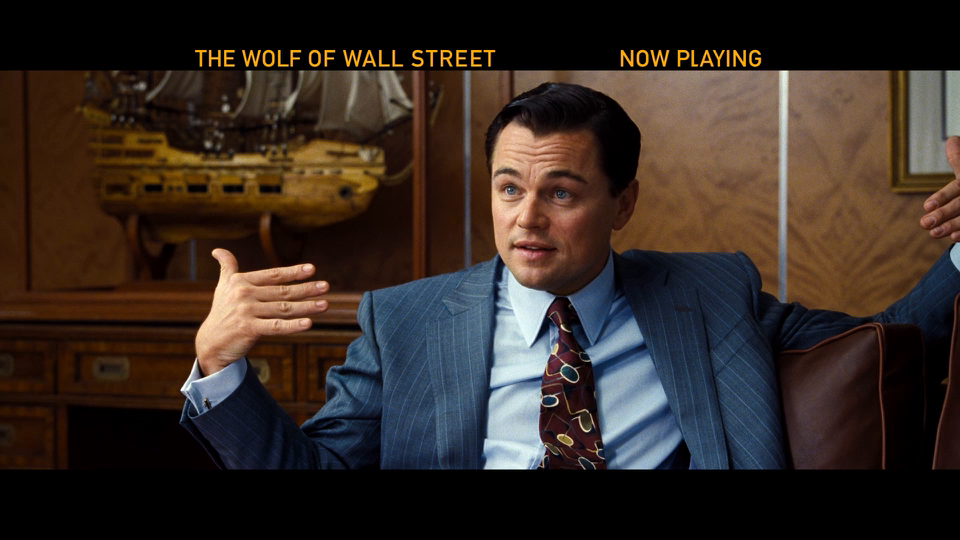 Thumbnail for The Wolf of Wall Street TV60