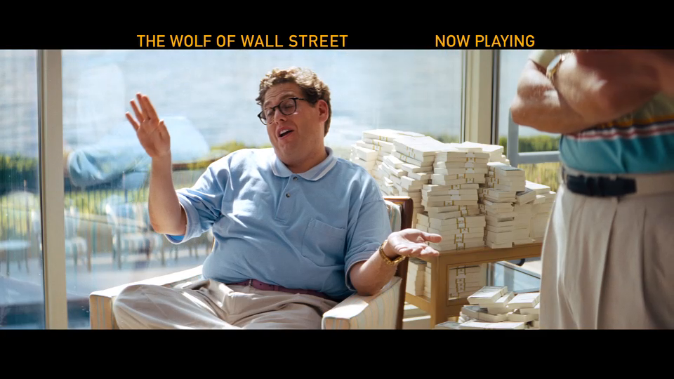 Image for The Wolf of Wall Street TV30